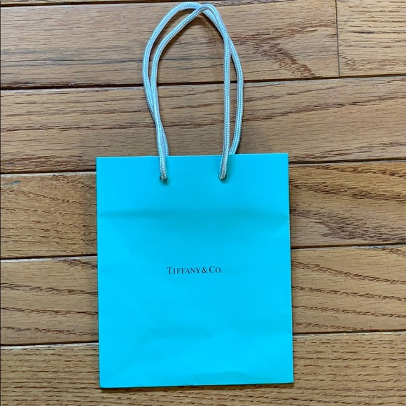 Tiffany & Co. Other - Small Tiffany & Co. Shopping Bag